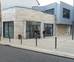 Le futur office du tourisme bientot op rationnel nantua - Office de tourisme nantua ...