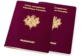 passeport-francais