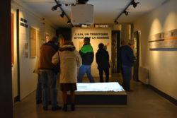 Visiteurs musée ©Département de l'Ain_L.Dias
